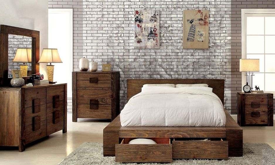 316eb845add5b Spálňový nábytok z masívneho dreva | TopByvanie.sk