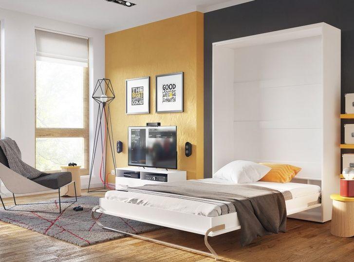 8a3e61bd1 Sklápacie postele aj so sedačkou nielen pre hostí | TopByvanie.sk