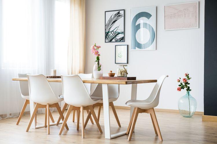 773c159ed459 Ako vybrať najlepší jedálenský stôl aj do malej kuchyne  Obľúbené sú ...