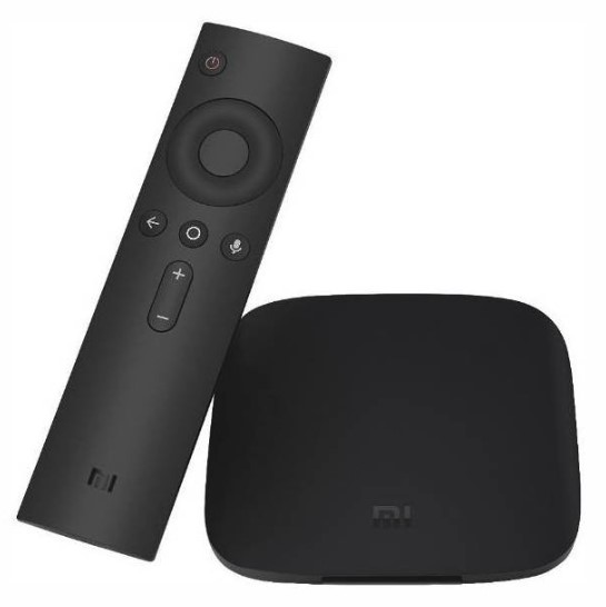 Multimediálne centrum Xiaomi Mi TV Box EU