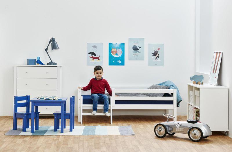 6ee99a076b16 Detská izba pre chlapca. Inšpirácií ako oživiť ...