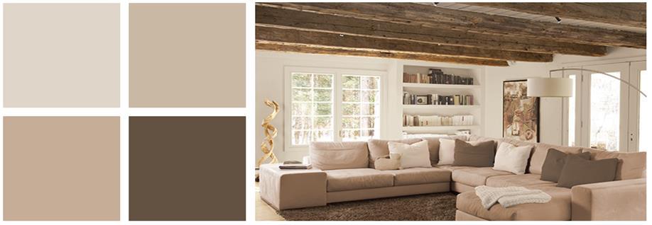 d63f5b16bfc Akú farbu do obývačky? Takéto sa hodia nielen na steny | TopByvanie.sk