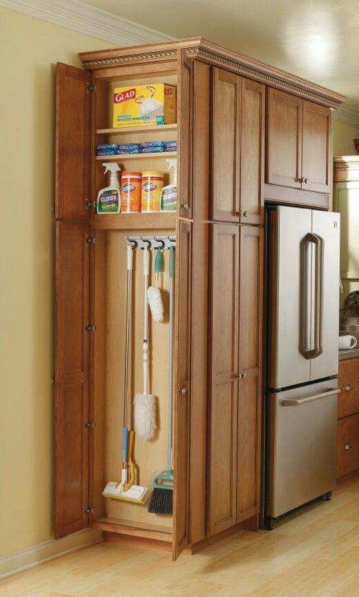 Úložný priestor v kuchyni