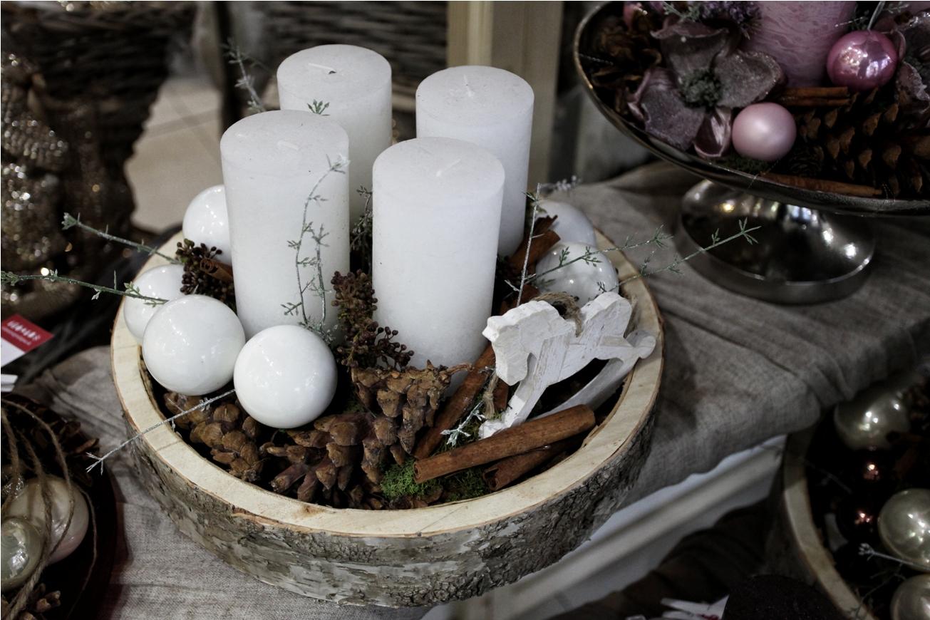 ae2ae3a07 Adventné vence inšpirácie - biele, modré, zelené aj fialové ...