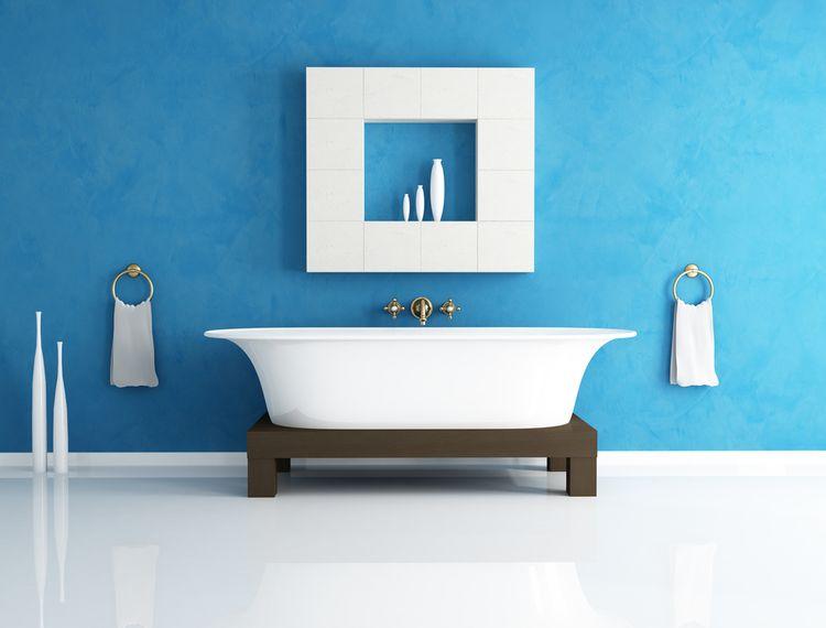 Modrá stena