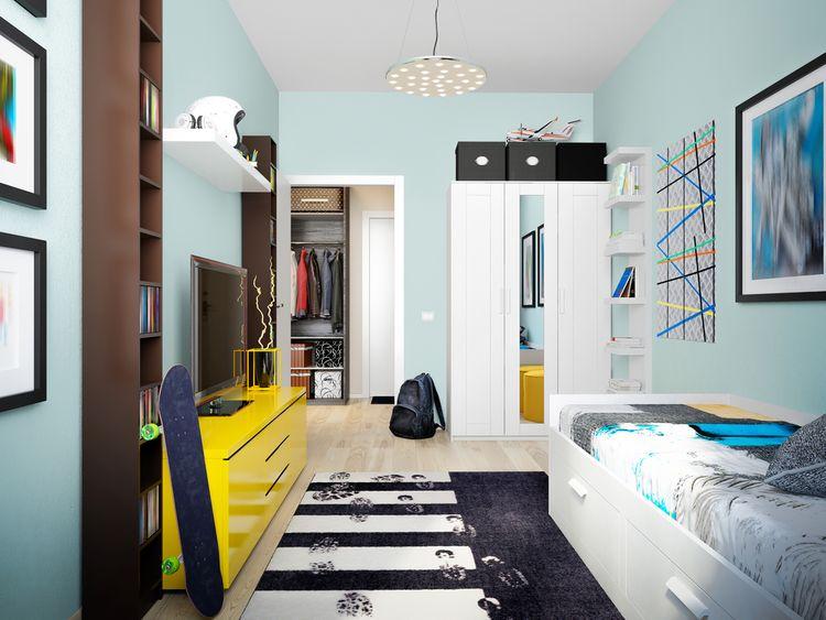 Chlapčenská študentská izba