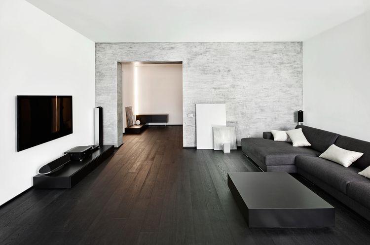 Čierna obývačka