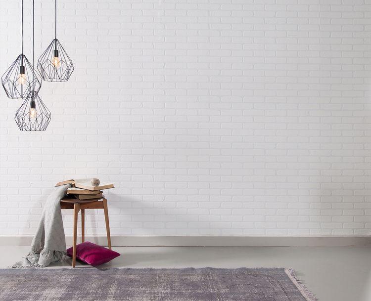 Obývačkové wire lampy