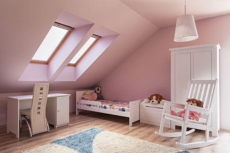 Podkrovná detská izba
