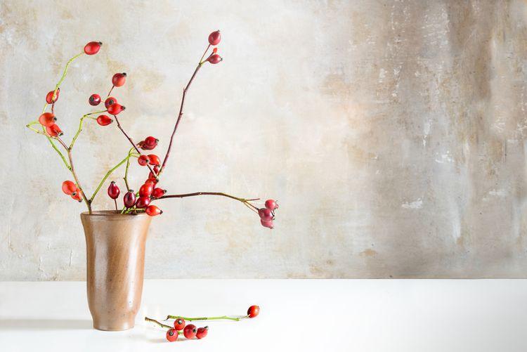 Hnedá váza
