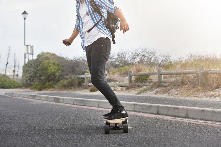 Pripojiť skateboarding