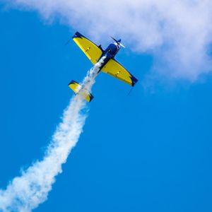 Akrobatický let