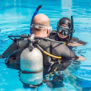 Ochutnávka potápania