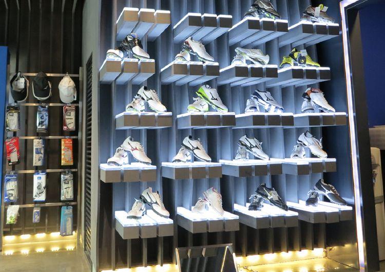 Využitie Forescolor dosiek v obchodných priestoroch