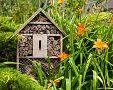 Ako vyrobiť hotel pre hmyz, včely a mravce