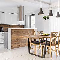 Moderné drevodekor kuchyne – dajte šancu aktuálnym trendom