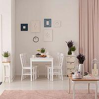 Jedáleň - ako súčasť kuchyne či obývačky