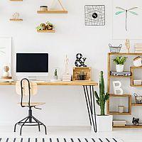 Knižnice – obývačku si bez nich nebudete vedieť predstaviť