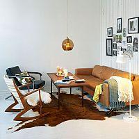 Retro obývačka – stavte na explóziu farieb