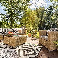 Verandy a terasy – príjemný priestor na stretávanie sa s priateľmi