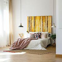 Žltá spálňa – výber, ktorý neoľutujete