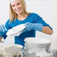 Test magazín - Prostriedky na ručné umývanie riadu