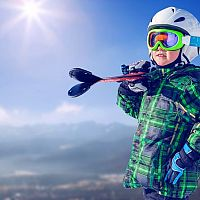 Ako vybrať najlepšie detské lyže? Inpširujte sa