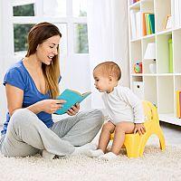 Hrajúci detský nočník: Vyberte vášmu dieťatku ten najlepší