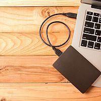 Ako vybrať externý disk? Určite zvoľte SSD a kapacitu nad 1 TB