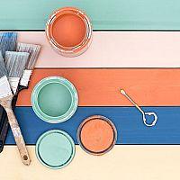 Najlepšia farba na drevo do interiéru a exteriéru? Rýchloschnúca, vodouriediteľná a bez zápachu