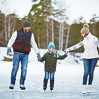 Ako vybrať zimné korčule na ľad pre deti a pre dospelých?