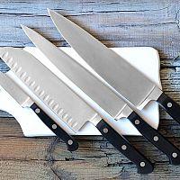 Aké kuchynské nože kúpiť? Najlepšie odhalia testy i recenzie
