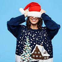 Vianočné svetre musíš milovať. Sú krásne gýčové!!