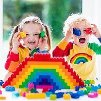 Lego - kultová stavebnica pre chlapcov, dievačatá i dospelých
