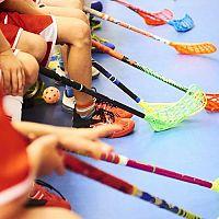 Najlepšie florbalové hokejky: Ako vybrať veľkosť pre deti?