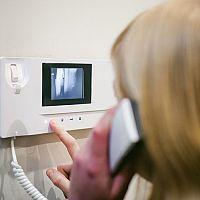 Wifi Videovrátniky - bezdrôtové riešenie aj s externou kamerou