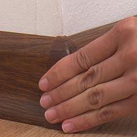 Ako montovať a opravovať podlahové lišty