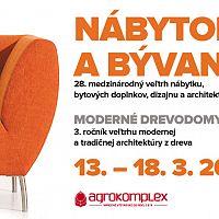 Na výstave Nábytok a bývanie Nitra 2019 môžete vyhrať zariadenie do celého bytu!