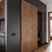 Interiérové posuvné dvere nielen do steny? Sklenené si dajte spraviť na mieru