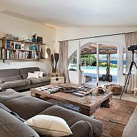 Ako zariadiť obývačku - malú aj veľkú, v paneláku aj v dome