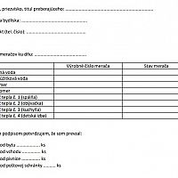 Ako vyplniť preberací protokol bytu alebo domu (vzor 2020 na stiahnutie)