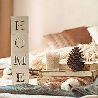 Vonné sviečky v skle spríjemnia zimné obdobie. Vyskúšajte obľúbené Yankee Candle