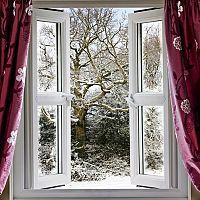 Ako správne vetrať počas zimy?