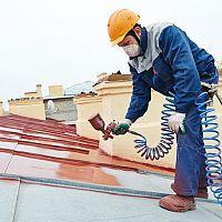 Ako natrieť strechu a aká farba na strechu je najlepšia?