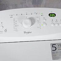 Recenzia Whirlpool AWE 66710. Automatická práčka patrí medzi najlepšie