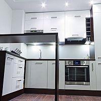 Najlepšie vstavané chladničky sú tiché a úsporné