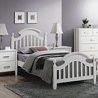 Jednolôžkové postele so zaujímavým dizajnom