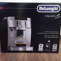 Kávovar Delonghi ECAM 22.110 B recenzia
