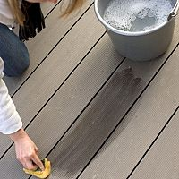Údržba a čistenie kompozitnej terasy