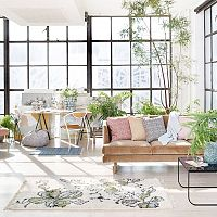 Bonami obývačka v jarných farbách